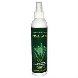 Real Aloe Inc. Aloe Vera Spray 8 oz