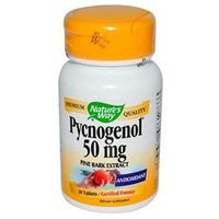 tures Way Nature's Way Pycnogenol - 50 mg - 30 Tablets