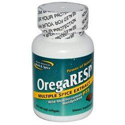 Merican Herb Spice OregaRESP P73, 60 Softgels, North American Herb & Spice