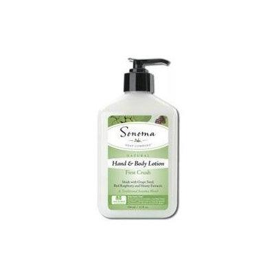 Sonoma Soap Company Hand & Body Lotion First Crush - 12 fl oz - Vegan
