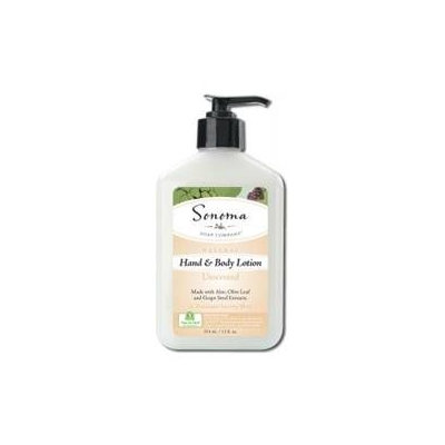 Sonoma Soap Company Unscented Lotion