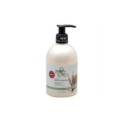 Pure Basic Pure & Basic - Liquid Hand Soap Revitalizing - 12.5 oz.