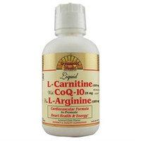 Dynamic Health Laboratories L-carnitine With Coq10 16 Oz by Dynamic Health Labs