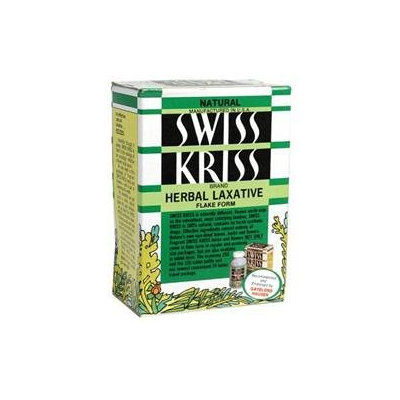 Modern Products 0657601 Natural Swiss Kriss Herbal Laxative Flake Form - 1.5 oz