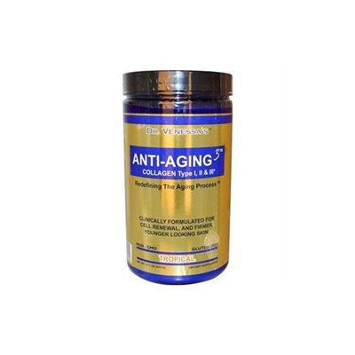 Anti Aging 3 Collagen Tropical Tropical 600G by Dr. Venessas Formulas