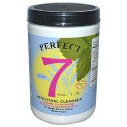 Perfect 7 0831362 Agape Health Products Psyllium Intestinal Cleanser - 10.5 oz