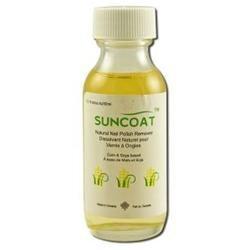Suncoat Natural Nail Polish Remover