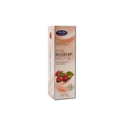 Life Flo Life-Flo Pure Rosehip Oil Organic - 1 fl oz