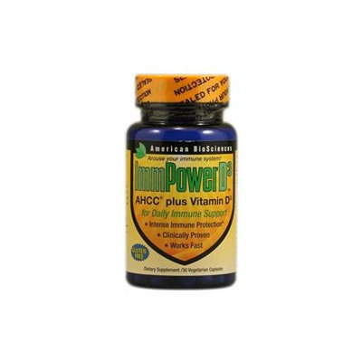 American BioSciences - ImmPowerD3 - 30 Vegetarian Capsules