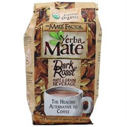 The Mate Factor Dark Roast Loose Tea 12 Oz