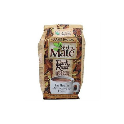 The Mate Factor Dark Roast Loose Tea 12 Oz