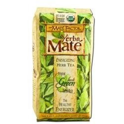 The Mate Factor Original Fresh Green Loose Tea 12 Oz