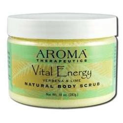 ABRA Therapeutics, Aroma Therapeutics Vital Energy Body Scrub 10 oz