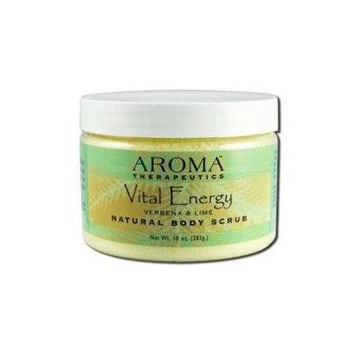 ABRA Therapeutics, Aroma Therapeutics Vital Energy Body Scrub 10 oz