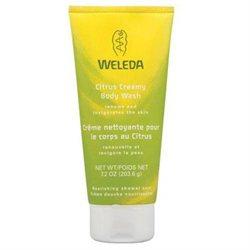 Weleda - Sea Buckthorn Creamy Body Wash (Pack of 2)