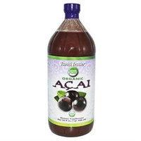 Tahiti Trader Organic Acai - 32 fl oz