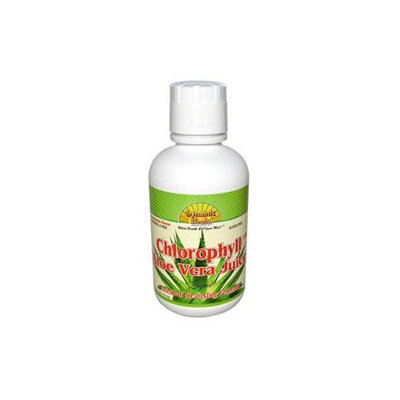 Dynamic Health Laboratories Dynamic Health - Liquid Chlorophyll with Aloe Vera Juice - 16 oz.