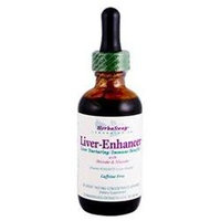 Herbasway Laboratories Daily Detox Liver Enhancer - 2 fl oz