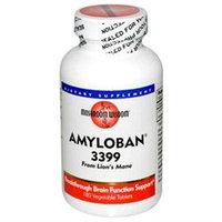Maitake Products, Inc. Amyloban 3399 180 Tabs by Maitake Mushroom Wisdom