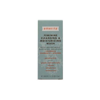 Emerita - Feminine Cleansing & Moisturizing Wash - 4 oz