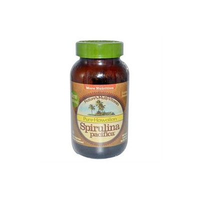 Nutrex Hawaii Pure Hawaiian Spirulina Pacifica - 1000 mg - 180 Tablets