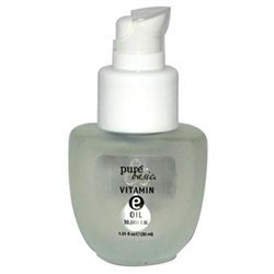 Pure & Basic Products Vitamin E Oil 30,000 IU, 1 oz, Pure & Basic