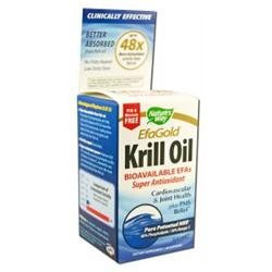 tures Way Nature's Way EfaGold Krill Oil - 500 mg - 60 Softgels
