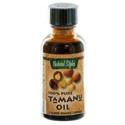 Natural Styles Pure Tamanu Oil - 1 fl oz