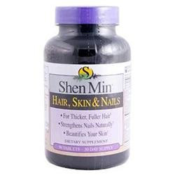 trol Shen Min Hair Skin and Nails - 90 Tablets