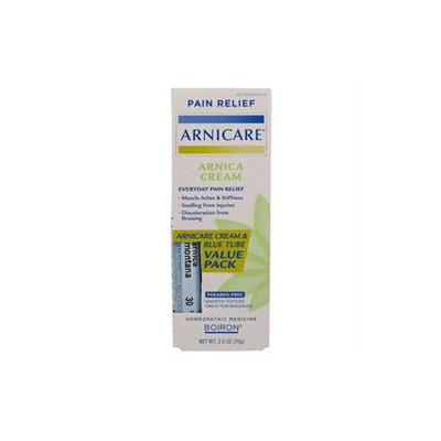 Boiron 56757 Arnicare Cream Value Pack