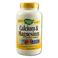 tures Way Calcium & Magnesium 250 Caps from Nature's Way