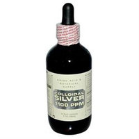 Amino Acid Botanical Amino Acid & Botanical - Colloidal Silver 1100 Ppm - 4 oz.