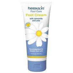 Herbacin Foot Care Foot Cream - 3.4 fl oz