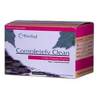 Heaven Sent 0804971 Naturals, Completely Clean, 7 Day Cleansing Program, 42 Cleansing Capsules - 42 Caps