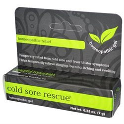 Peaceful Mountain - Cold Sore Rescue - 0.27 oz.