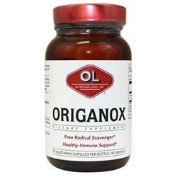 Olympian Labs Origanox - 500 mg - 90 Vegetarian Capsules