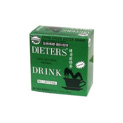 Uncle Lees Tea Uncle Lee's Tea Dieters Tea for Weight Loss 12 Bag