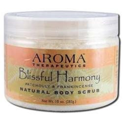 ABRA Therapeutics, Aroma Therapeutics Blissful Harmony Body Scrub 10 oz