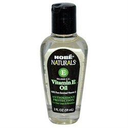 Hobe Laboratories 0182170 Naturals Vitamin E Oil - 2 fl oz