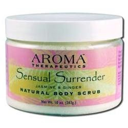 Abra Therapeutics Sensual Surrender Body Scrub Jasmine and Ginger - 10 oz
