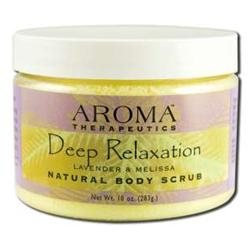 ABRA Therapeutics, Aroma Therapeutics Deep Relaxation Body Scrub 10 oz