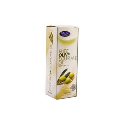 Life Flo Life-Flo Pure Olive Squalane Oil, 2 oz, LifeFlo