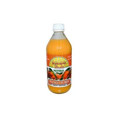 Dynamic Health Laboratories, Inc. Mango Puree, 16 oz