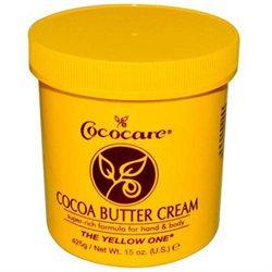 Cococare 0703231 Cocoa Butter Cream - 15 oz