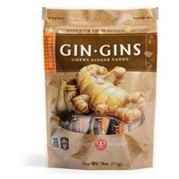 Ginger People Hot Coffee Ginger Chews-3 oz-Bag