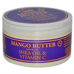 Nubian Heritage Shea Butter Infused with Mango Butter 4 oz