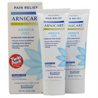 Boiron Arnicare Gel Twin Pack, 5.2 oz