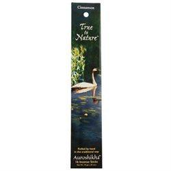 True To Nature Incense Cinnamon, 10 g, Auroshikha Candles & Incense