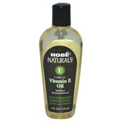 Hobe Laboratories 0995514 Vitamin E Oil 7500 IU 4 fl oz - 118 ml - 4 oz