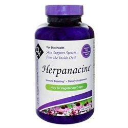 Diamond - Herpanacine Associates Total Skin Support System by Diamond Herpanacine Associates - 200 Capsules